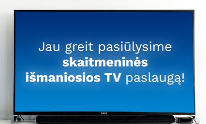 televizijos paslaugos | kvartalas
